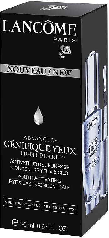 Aktywator młodości Serum do skóry wokół oczu - Lancome Génifique Yeux Light-Pearl — фото N3