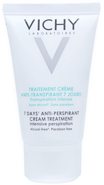Antyperspirant w kremie przeciw intensywnemu poceniu - Vichy 7 Day — фото N2