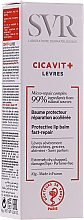 Ochronny balsam do ust - SVR Cicavit+ Protective Lip Balm Fast-Repair — фото N1