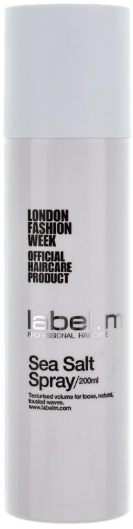 Spray do włosów Sól morska - Label.m Create Professional Haircare Sea Salt Spray — фото N1