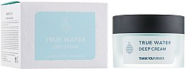 Kup Głęboko nawilżający krem do twarzy - Thank You Farmer True Water Deep Cream