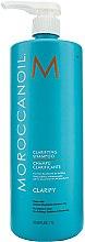 Kup Głęboko oczyszczający szampon do włosów - Moroccanoil Clarifying Shampoo