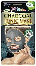 Kup Maska węglowa w płachcie - 7th Heaven Charcoal Tonic Sheet Mask