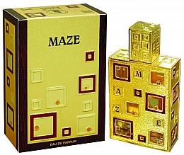 Kup Al Haramain Maze - Woda perfumowana