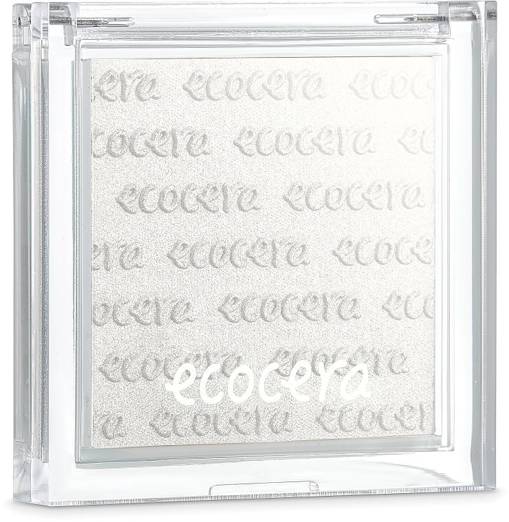 Naturalny rozświetlacz do twarzy - Ecocera Shimmer — фото N2
