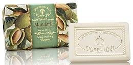 Kup Naturalne mydło w kostce Migdały - Saponificio Artigianale Fiorentino Almond Scented Soap