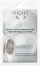 Kup Maska oczyszczająca pory z glinką - Vichy Mineral Pore Purifying Clay Mask Review