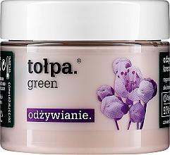 Odżywczy krem wygładzający do twarzy Figa i czarna porzeczka - Tolpa Green Nourishing Smoothing Cream — фото N1