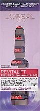Kup 7-dniowa kuracja w ampułkach - L'Oreal Paris Revitalift Filler
