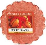 Wosk zapachowy - Yankee Candle Spiced Orange Wax Melts — фото N1