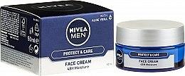 Kup Intensywnie nawilżający krem do twarzy dla mężczyzn - Nivea Men Protect & Care Face Cream