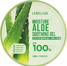 Kup Żel nawilżający z aloesem - Lebelage Moisture Aloe 100% Soothing Gel