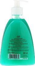 Mydło w płynie Jabłko - Achem Soap — фото N4