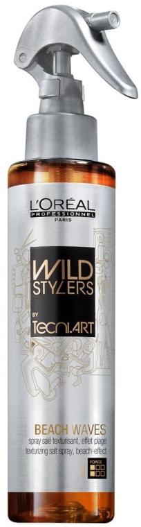 Spray teksturyzujący do włosów - L'Oreal Professionnel Tecni-Art Wild Stylers Beach Waves — фото N1