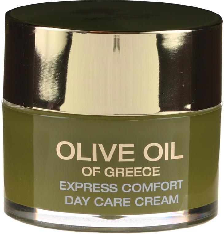 Krem do twarzy na dzień przynoszący natychmiastową ulgę - BioFresh Olive Oil Of Greece Express Comfort Day Care Cream — фото N2