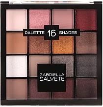 Kup Paleta cieni do powiek - Gabriella Salvete Palette 16 Shades II