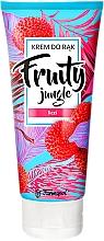 Kup Krem do rąk Liczi - Farmapol Fruity Jungle Hand Cream