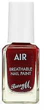 Kup Lakier do paznokci - Barry M Air Breathable Nail Paint