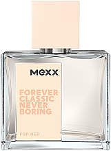 Mexx Forever Classic Never Boring for Her - Woda toaletowa — фото N2