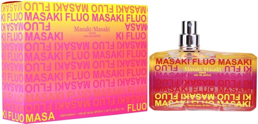 Masakï Matsushïma Fluo - Woda perfumowana (tester bez nakrętki)