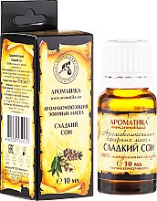 Kup Kompleks naturalnych olejków eterycznych Słodki sen - Aromatika