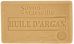 Kup Naturalne mydło w kostce Olej arganowy - La Maison du Savon de Marseille Argan Soap