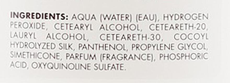 Oksykrem uniwersalny 9% - Dikson Tec Emulsiondor Eurotype 30 Volumi  — фото N3