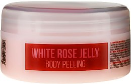 Kup Naturalny peeling do ciała na bazie soli morskiej Galaretka z białej róży - Stani Chef's White Rose Jelly Body Peeling