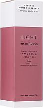Kup Zapachowa mgiełka do domu Amyris i pomarańcza - AromaWorks Light Range Room Mist