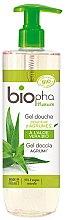 Kup Żel do mycia ciała z nutą cytryny - Biopha Nature Gel Douche