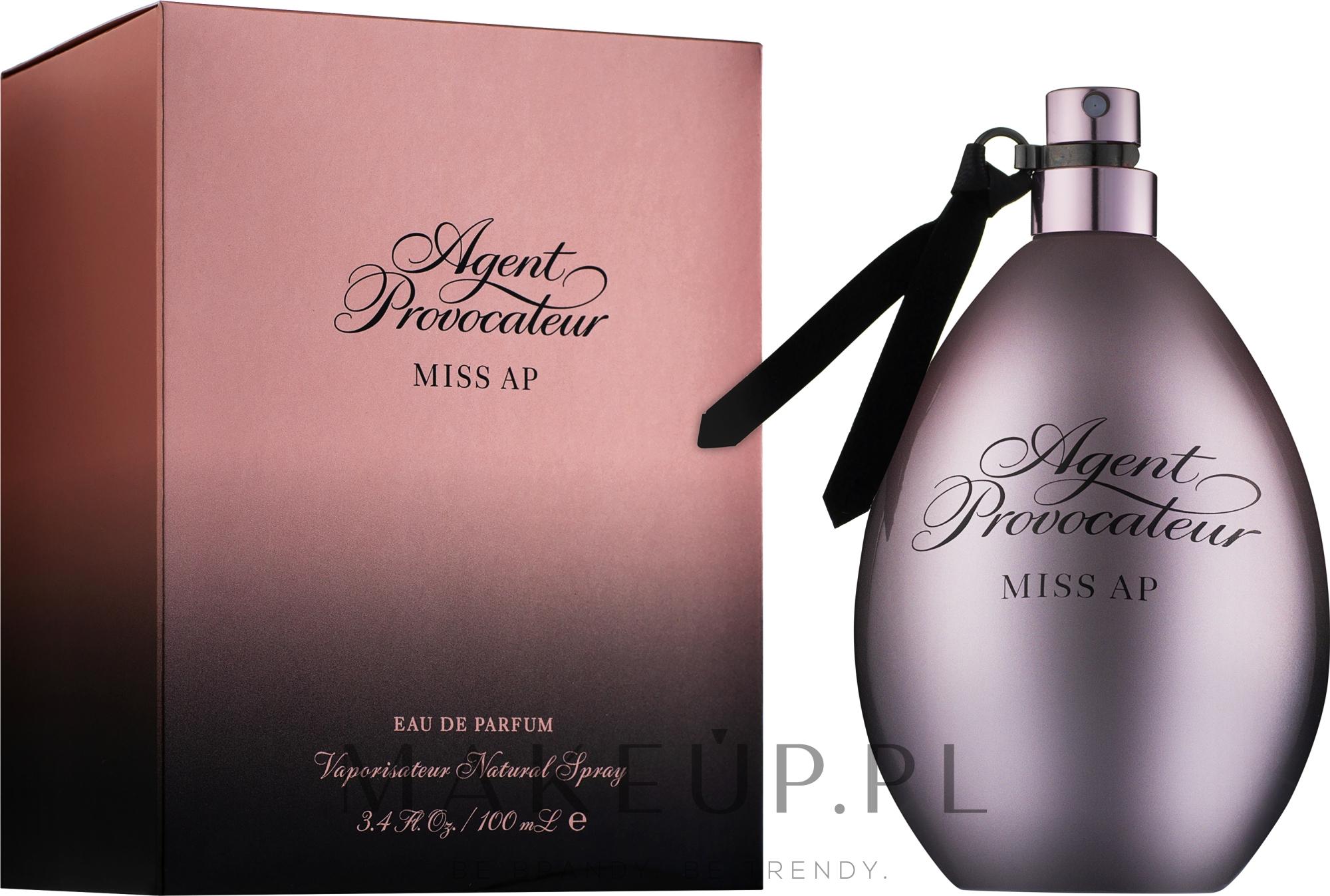 Agent Provocateur Miss AP - Woda perfumowana — фото 100 ml