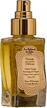 Kup Olejek do twarzy z kwiatem pomarańczy - La Sultane De Saba Bio Argan & Orange Blossom Anti-Ageing Face Oil