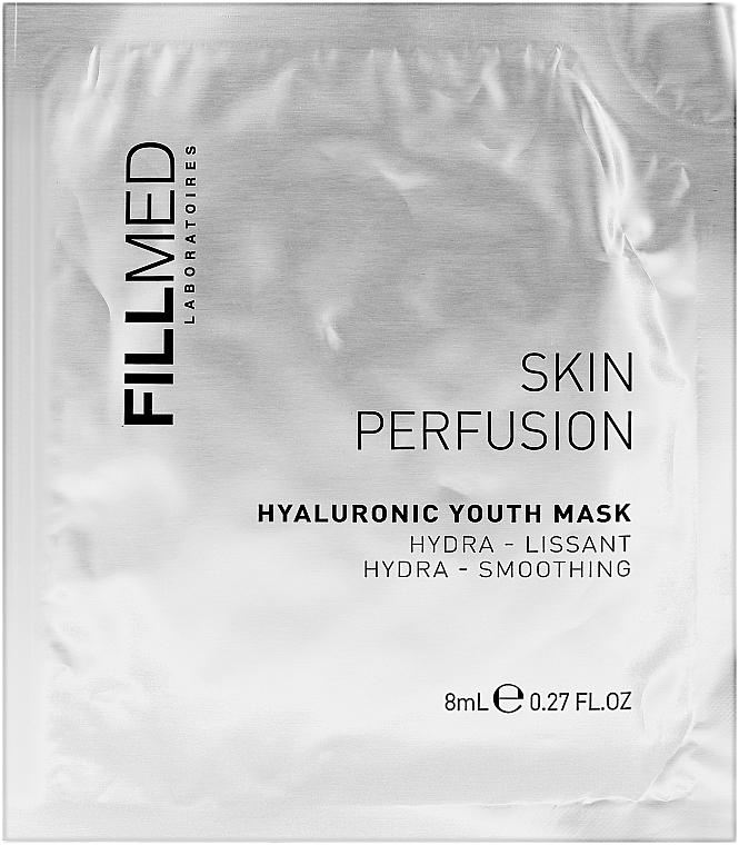 Odmładzająca maska z kwasem hialuronowym - Filorga FillMed Skin Perfusion Hyaluronic Youth Mask