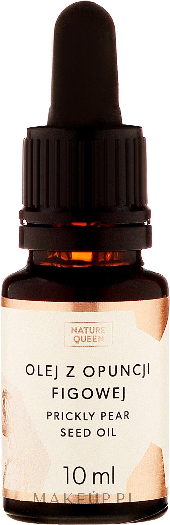 Olej z opuncji figowej - Nature Queen — фото 10 ml