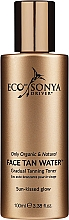 Kup Tonik samoopalający do twarzy, szyi i dekoltu - Eco by Sonya Eco Tan Face Tan Water