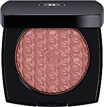 Kup Rozświetlający róż do policzków - Chanel Les Chaines de Chanel Illuminating Blush Powder