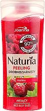 Kup Myjący peeling drobnoziarnisty Malina - Joanna Naturia Peeling