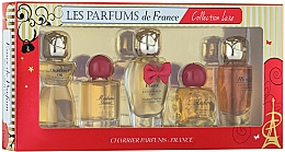 Kup Charrier Parfums Collection Luxe - Zestaw perfum (edp/9.4ml+edp/9.3ml+edp/12ml+edp/8.5ml+edp/9.5ml)