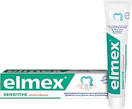 Kup PRZECENA! Pasta do wrażliwych zębów z aminofluorkiem - Elmex Sensitive Plus Toothpaste *