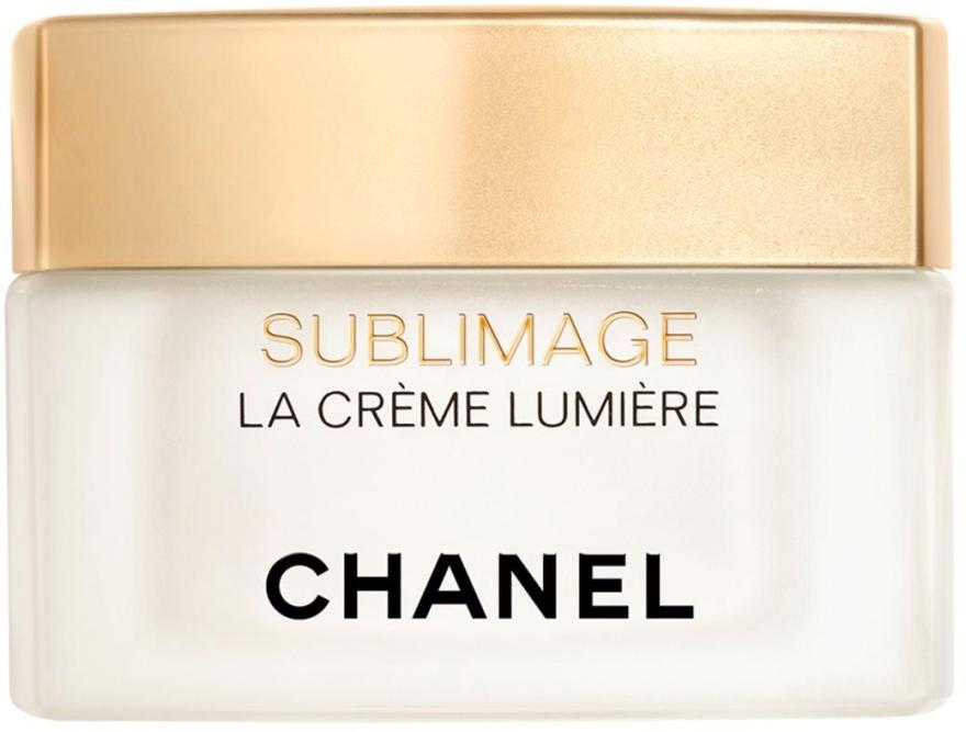 Regenerujący krem rozświetlający - Chanel Sublimage La Cremè Lumière — фото N1