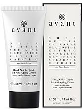 Kup Przeciwstarzeniowy krem do paznokci i skórek - Avant Hand Nail & Cuticle Anti-Ageing Cream