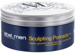 Kup Nabłyszczająca pomada do włosów dla mężczyzn - Label.m Men Sculpting Pomade