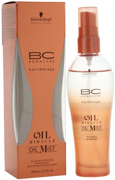 Olejek do włosów normalnych i przetłuszczających się - Schwarzkopf Professional BC Bonacure Oil Miracle Finishing Treatment — фото N1