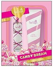 Kup Aquolina Pink Sugar Set - Zestaw (edt 100 ml + b/lot 250 ml)