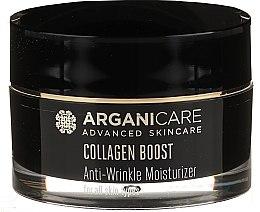 Kup Nawilżający krem przeciwzmarszczkowy - Arganicare Collagen Boost Advanced Anti-Wrinkle Moisturizer