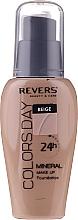 Kup Mineralny podkład do twarzy - Revers Mineral Foundation Colors Day