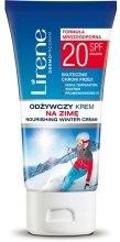 Kup Odżywczy krem na zimę SPF 20 - Lirene