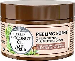 Kup Peeling solny z olejem kokosowym - GlySkinCare Coconut Oil Salt Scrub