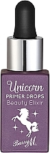 Kup Primer do twarzy - Barry M Beauty Elixir Unicorn Primer Drops