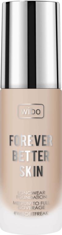 Długotrwały podkład do twarzy - Wibo Forever Better Skin